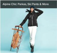 Daily Deal 1/7/13: Alpine Chic