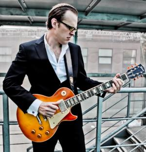Joe Bonamassa to Play Boise State's Morrison Center, March 28, 2014