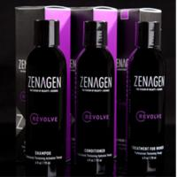 Zenagan Haircare Shows Growth at International Salon and Spa Expo