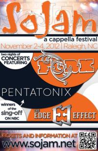 Pentatonix, Finland's Fork and More Set for 10th Annual SoJam A Cappella Musical Festival, 11/2-4