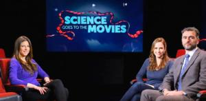 INTO THE WOODS Songs Parsed in CUNY TV's SCIENCE GOES TO THE MOVIES This Week