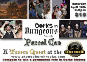 Dorks in Dungeons Sets Second Tavern Quest: PARCEL CON for Today