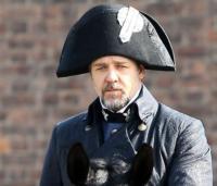Russell Crowe Responds to Adam Lambert's LES MIS Critique