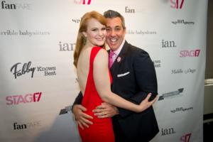STAGE17 Presents World Premiere Webseries DRESS UP! WITH GEORGE B. STYLE, with Kate Baldwin, Marin Mazzie and More
