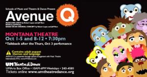 BWW Interviews: AVENUE Q at the University of Montana
