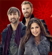 Lady Antebellum to Headline ABC's DISNEY PARKS CHRISTMAS DAY PARADE, 12/25