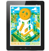 Oakland Museum of California Launches Its Advanced Magazine Tablet Application
