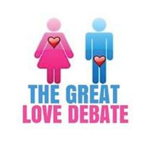THE GREAT LOVE DEBATE Returns to Pershing Square Signature Center Tonight