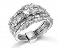 Italian Porrati Bridal Jewelry Collection Now at Samuel's Jewelers