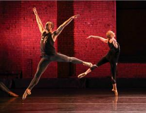 BalletCollective to Premiere New Works by Troy Schumacher, 10/29-30