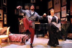 BWW Review: World Premiere of THE UNBLEACHED AMERICAN at Stoneham Theatre