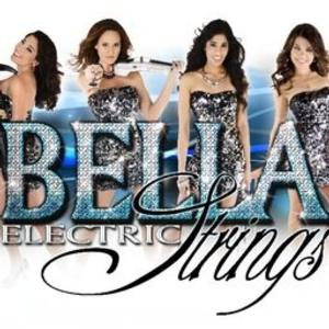 Bella Electric Strings to Play the Spencer, 3/22