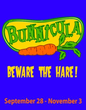 Bunnicula to Play the John W. Engeman Theater September 28 - November 3, 2013
