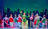 BWW Reviews: Matt Kopec Makes 'Buddy' His Own in ELF THE MUSICAL