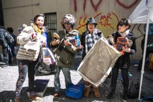 FABnyc's LOAD OUT! to Help Artists Recycle Together, 4/26