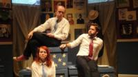 BWW Review: Bad Habit Offers 44 PLAYS FOR 44 PRESIDENTS