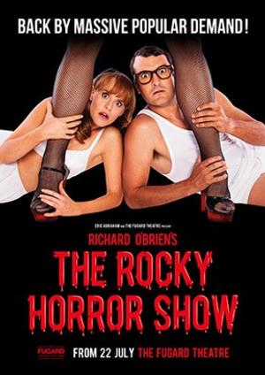 THE ROCKY HORROR SHOW Returns to the Fugard Theatre From 22 July