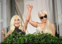 Versace Will Design For Lady Gaga's Next Tour