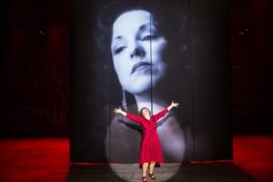 BWW Reviews: GYPSY at Signature Theatre - Everything's Coming up Roses