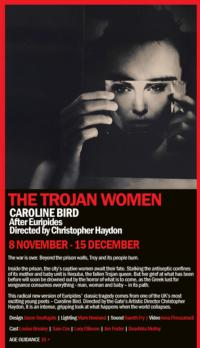 BWW Reviews: THE TROJAN WOMEN, The Gate Theatre, November 12 2012