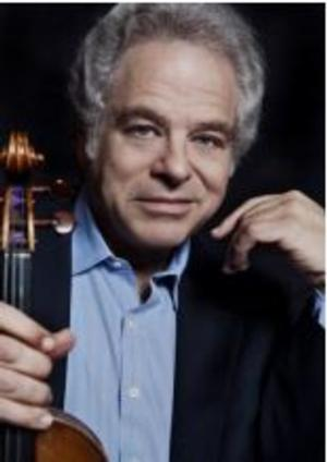 Violin Virtuoso Itzhak Perlman to Perform at The Holland Center, 5/3