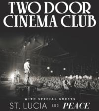 Two Door Cinema Club to Play The Neptune with St. Lucia and Peace, 10/26