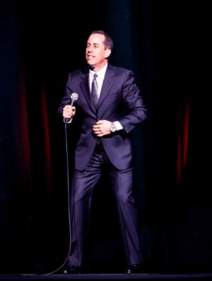 Jerry Seinfeld Coming to Kennedy Center Concert Hall, 8/8-9