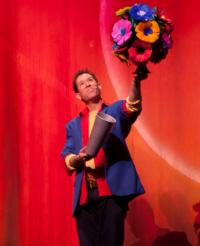 Centenary Stage Welcomes Illusionist Brad Ross, 11/3