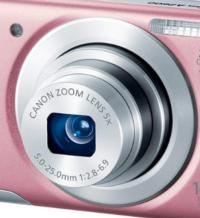 Canon Announces New PowerShot Models for 2013