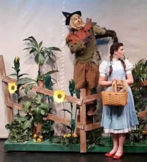 Terrace Plaza Playhouse to Stage WIZARD OF OZ, 6/13-7/26