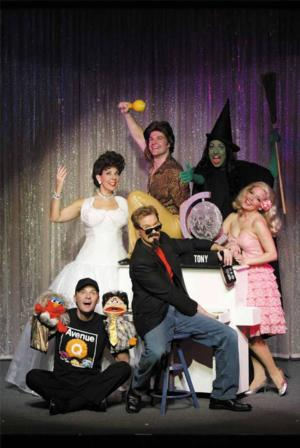 FORBIDDEN BROADWAY: ALIVE AND KICKING to Play Limited Engagement at Feinstein's at the Nikko, 7/10-27
