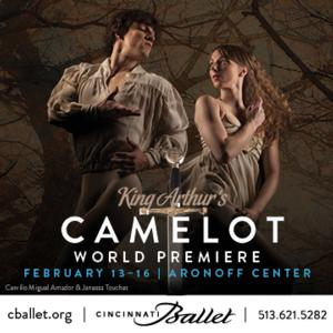BWW Reviews: KING ARTHUR'S CAMELOT Captivates Cincinnati