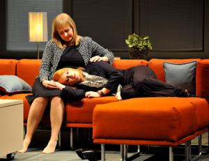 BWW Reviews: PRC Brings New Work to the Triangle with LOVE ALONE