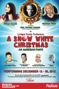 Pasadena Playhouse's A SNOW WHITE CHRISTMAS Adds Extra Holiday Performance Week, Student Matinees