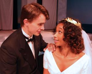 CRT Opens Season with BIG LOVE by Charles Mee, Now thru 10/13