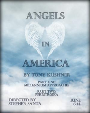 Throughline Theatre Begins 2014 Season with Tony Kushner's ANGELS IN AMERICA, 6/6-14