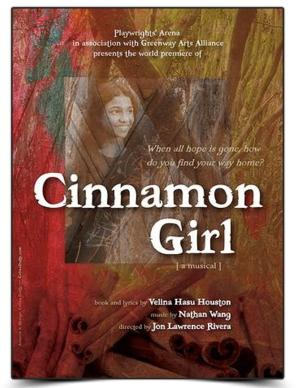 Playwrights' Arena's CINNAMON GIRL to Premiere 3/15 at Greenway Court Theatre