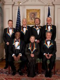 David Letterman Among Honorees for CBS's 35TH ANNUAL KENNEDY CENTER HONORS, 12/26