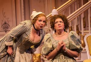 BWW Reviews: Virginia Repertory Theatre Breathes New Life Into Molière's TARTUFFE