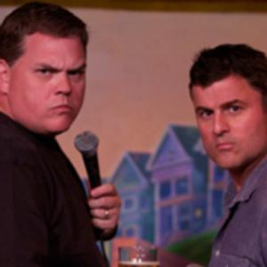 Kevin Heffernan & Steve Lemme Perform at Comedy Works Larimer Square, Now thru 6/28