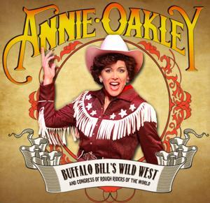 Kellye Cash Stars in ANNIE GET YOUR GUN at CC Playhouse, 5/2-7/11