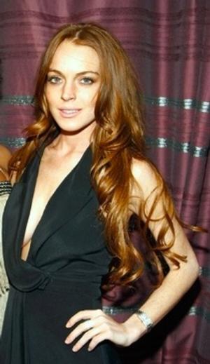 Lindsay Lohan to Guest Star on CBS's 2 BROKE GIRLS, 4/14
