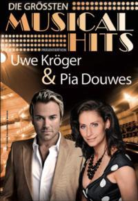 BWW Reviews: Uwe Kroeger und Pia Douwes singen 'Die groeßten Musical Hits'