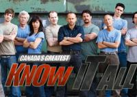 Discovery Channel's CANADA'S GREATEST KNOW-IT-ALL Season 2 to Premiere 1/14