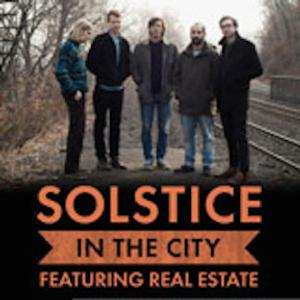 Kimmel Center to Host SOLSTICE IN THE CITY with Real Estate, San Fermin & More, 6/21