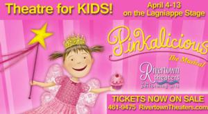 PINKALICIOUS Adds 4/13 Performance at Rivertown Theaters
