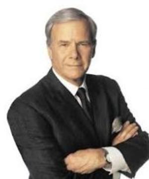 NBCUniversal to Dedicated West Coast News Center to Tom Brokaw
