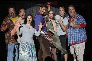 EVIL DEAD THE MUSICAL Invited to SLC FANXPERIENCE, 4/17-19