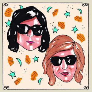 THE SINGLES' Daytrotter Session is Live; Tour Dates Announced