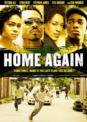HOME AGAIN with Tatyana Ali Available on DVD & Digital Download, 11/12